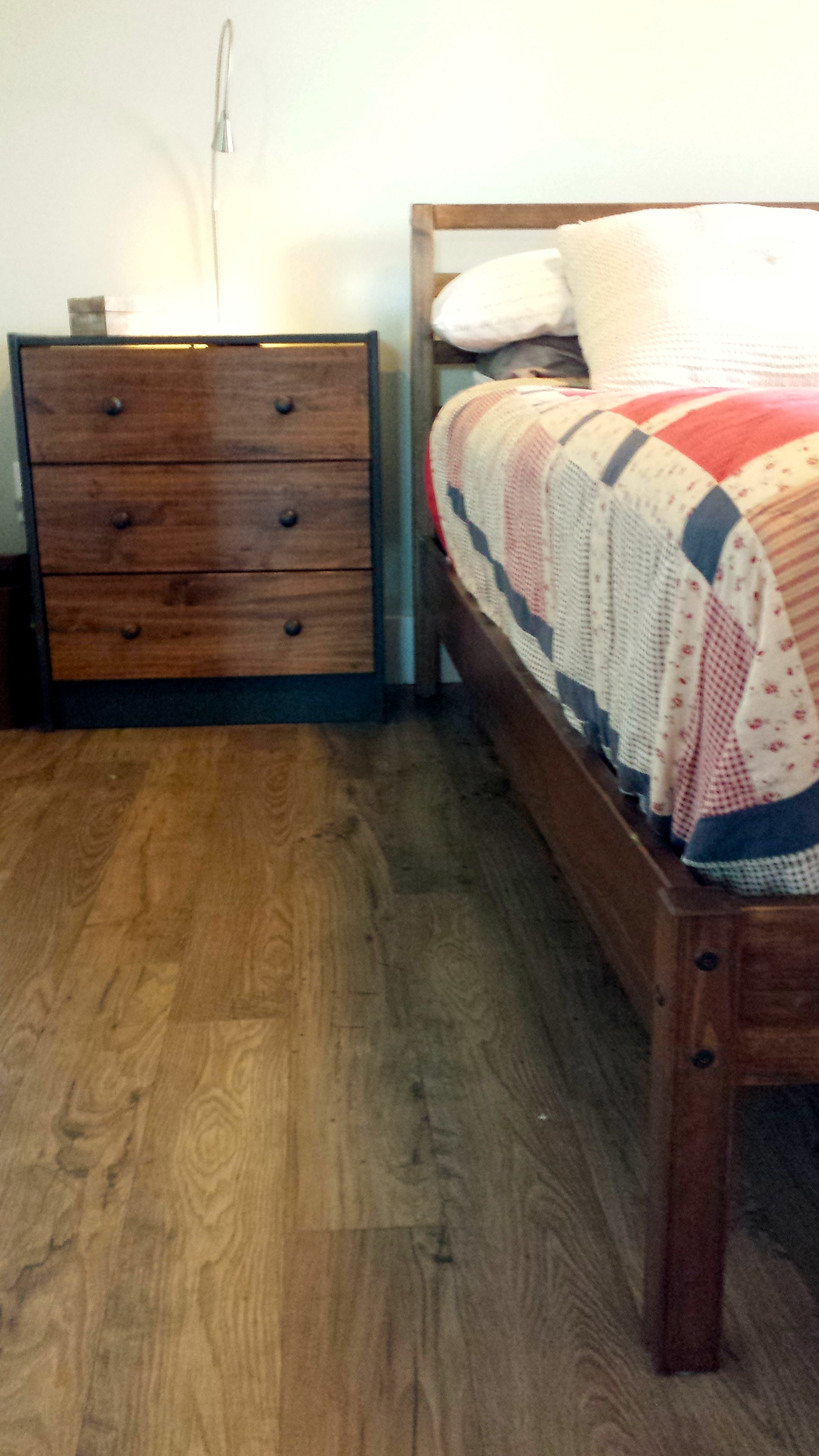 I DIYed My Bed Frame for $210 - My Alternate Life