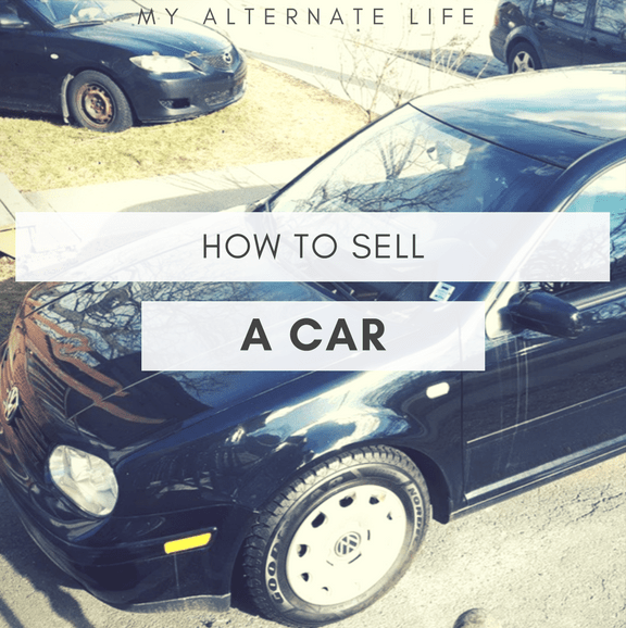 How To Sell A Car In Canada As A Beginner