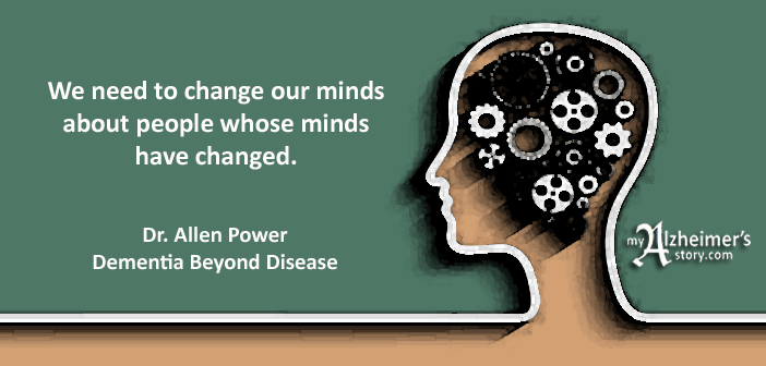 10 Pieces Of Wisdom From Dr Allen Power Dementia Beyond Disease