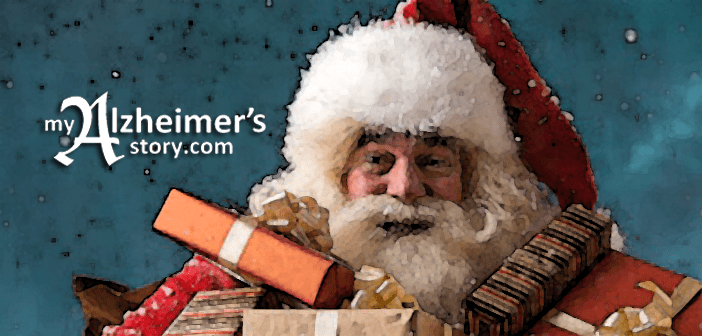 santa claus lives with dementia