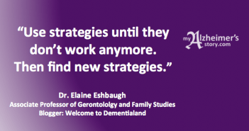 7 strategies to create harmony in dementialand