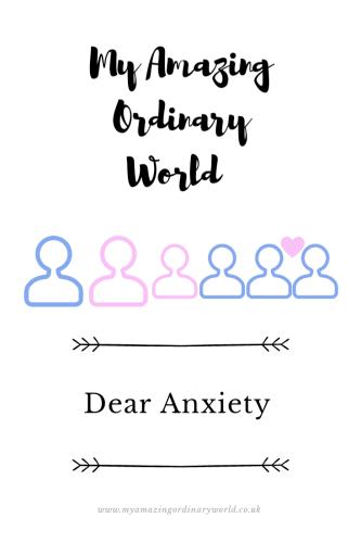 Post title: Dear Anxiety.