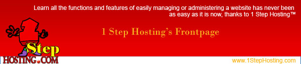 1 Step Hosting