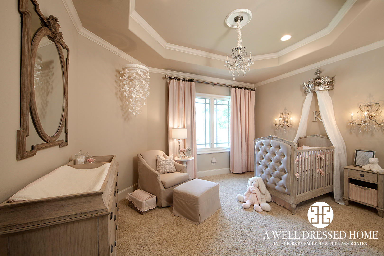 16 Adorable Baby Girl Nursery Ideas on Beautiful Room For Girl  id=87358