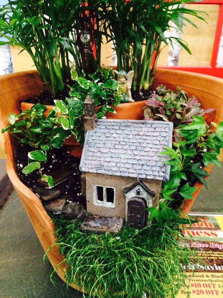 Gardening Home Pots