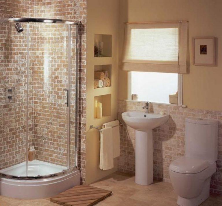 10 Super Small Bathroom Ideas on Small Space Small Bathroom Ideas With Shower id=59857