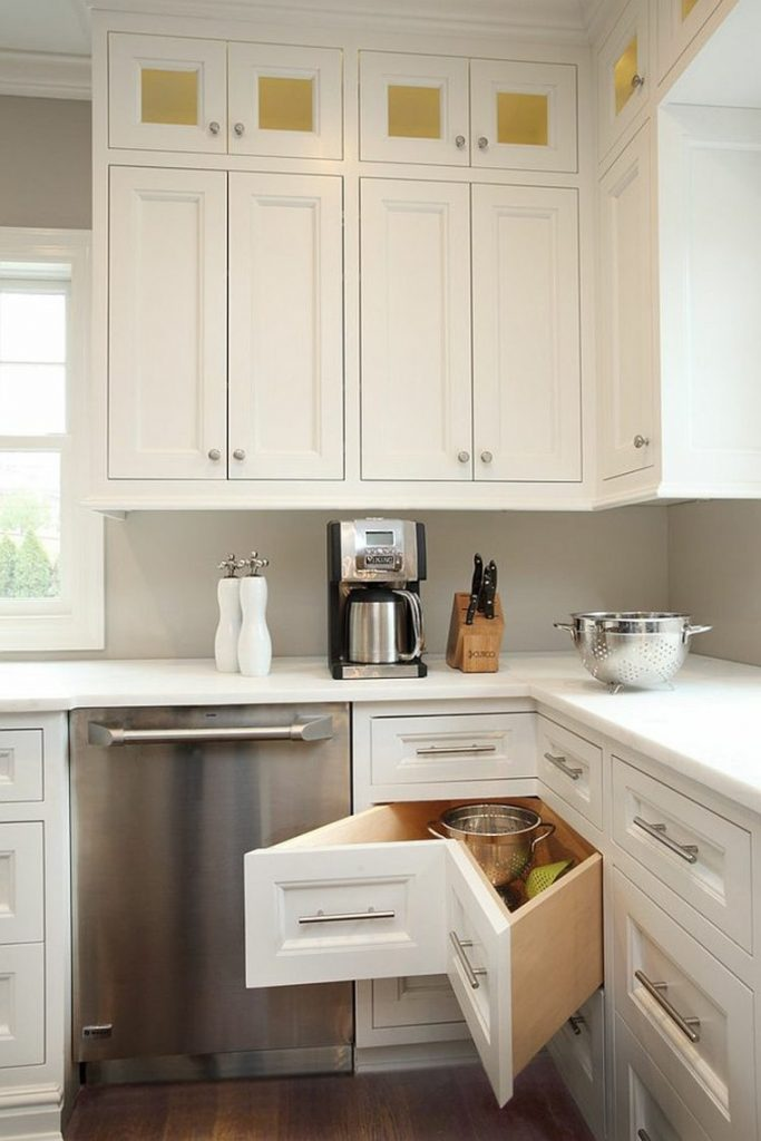 Corner Drawers Are A Must Have For Small Kitchens Page 3