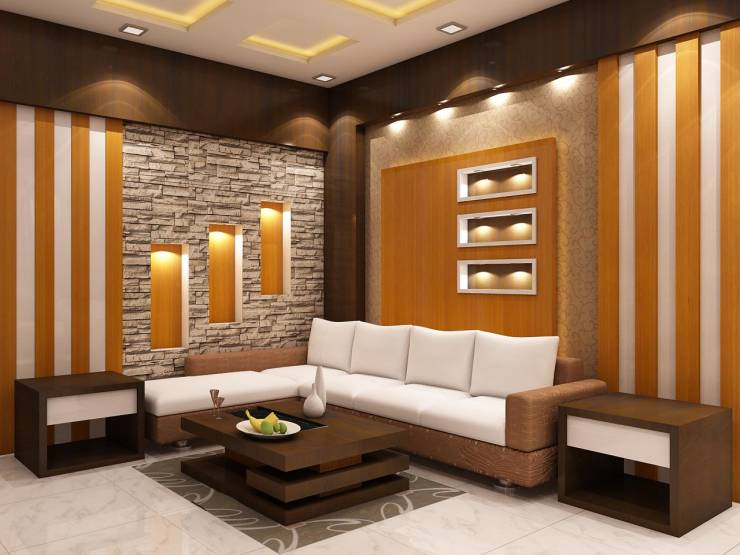 15 Ways To Beautify Your Home With Illuminated Wall Niches