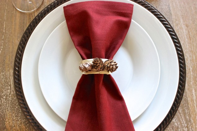20 Impressive Christmas Napkin Rings That You Have To