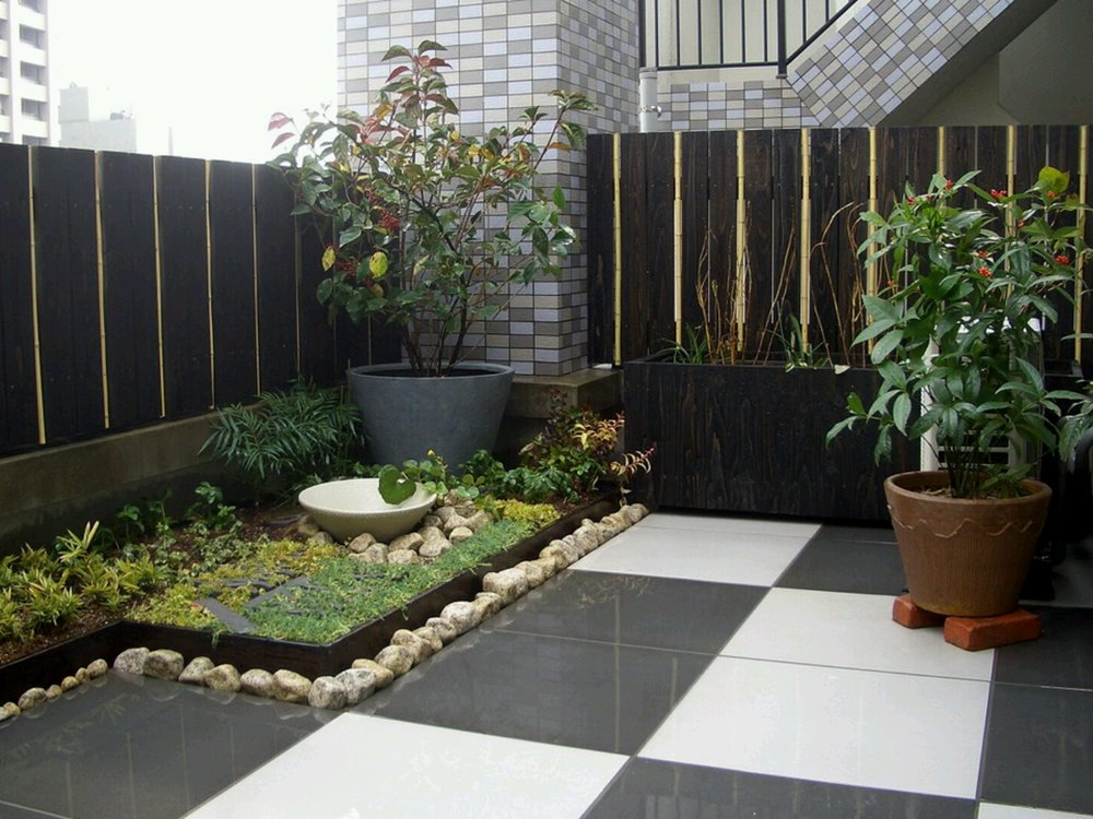 Wonderful Minimalist Backyards You Will Love To See on Backyard Patio Layout id=68717