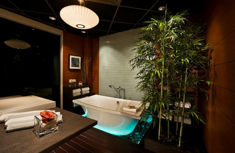 15 Serene Asian Bathrooms That Look Like Spas Page 3 Of 3