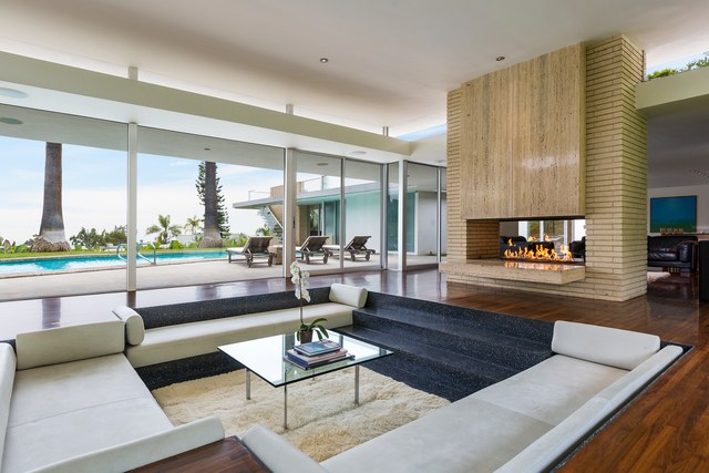 Amazing Sunken Living Rooms For Your Dream Homes Page 2 Of 3