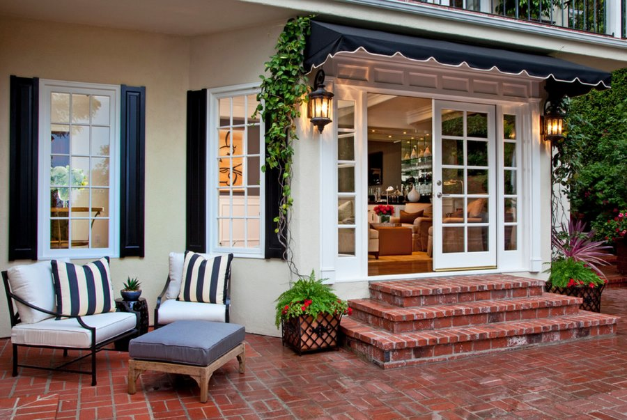 Wonderful Brick Patio Designs That Will Make You Say WOW on Small Backyard Brick Patio Ideas id=33165