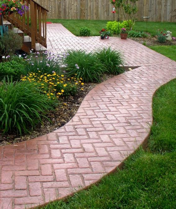 Wonderful Brick Patio Designs That Will Make You Say WOW ... on Red Paver Patio Ideas id=77981