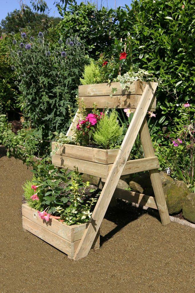 Wooden Planter Designs
