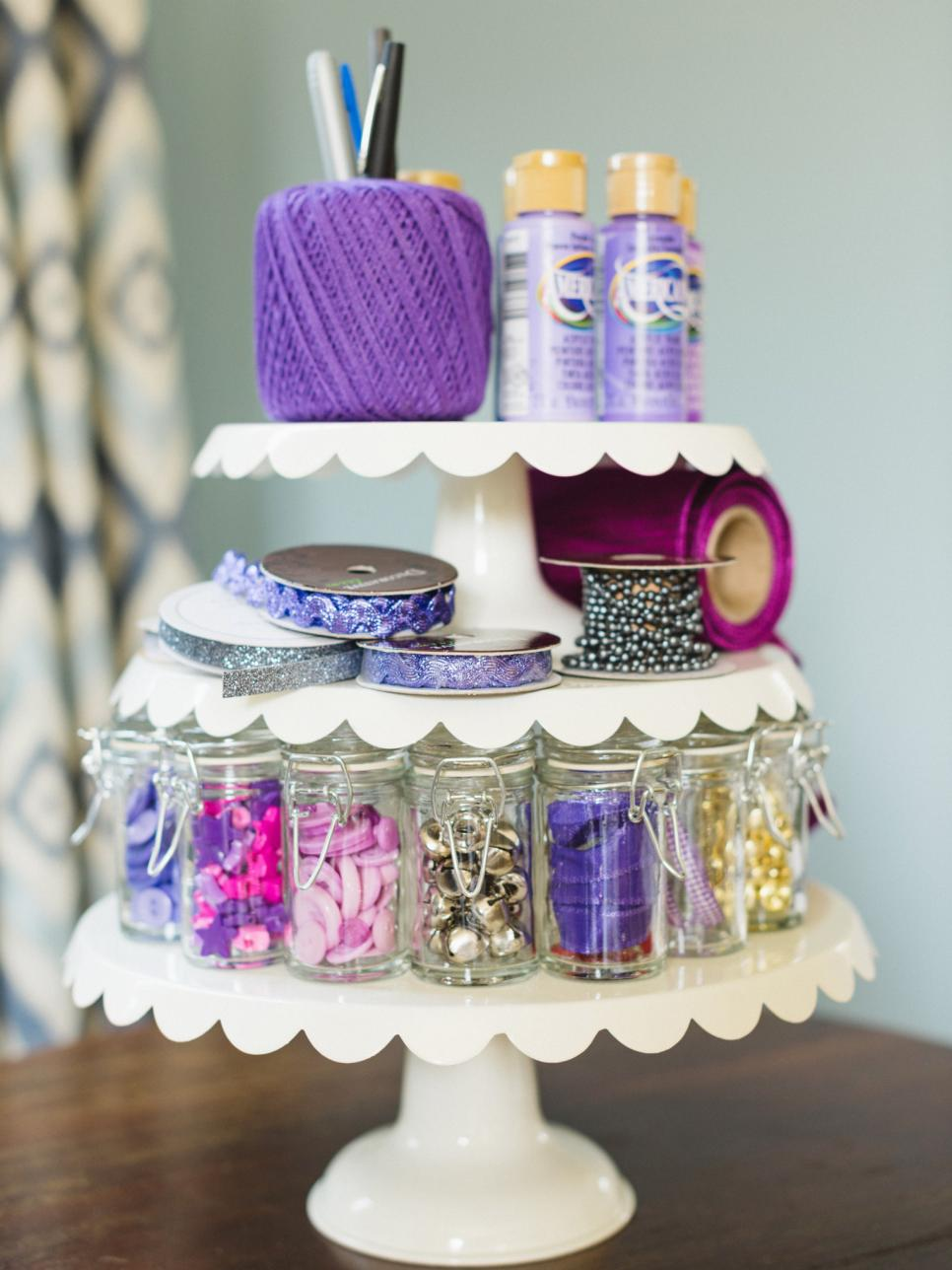 Cake Stand Ideas Will Make Perfect Storage And Awesome