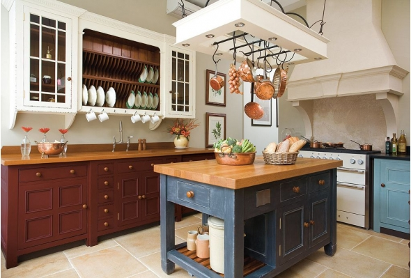 mismatched kitchen cabinets are a good way to escape from on beautiful kitchen pictures ideas houzz id=89998