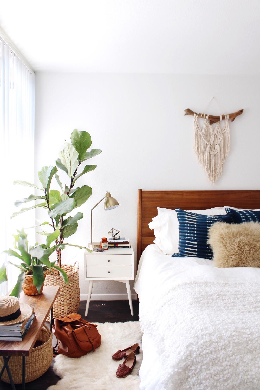 Modern Bohemian Interiors That Feature Sleek Look Rich ... on Cheap:l2Opoiauzas= Bedroom Ideas  id=63198