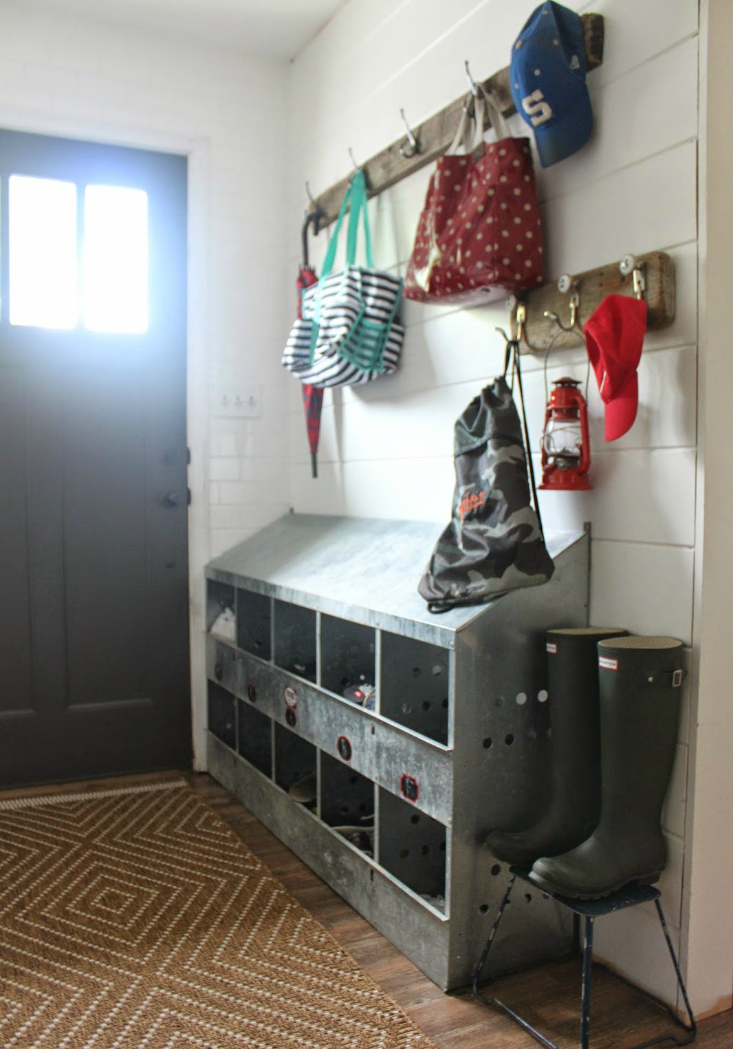 Quick and easy home decorating ideas #71. Repurposed Chicken Nesting Boxes Into Fantastic Home Decor