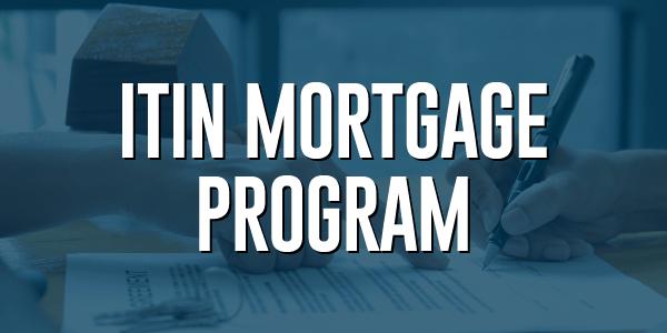 AmCap Home Loans | ITIN Programs | Home Mortgage Loans