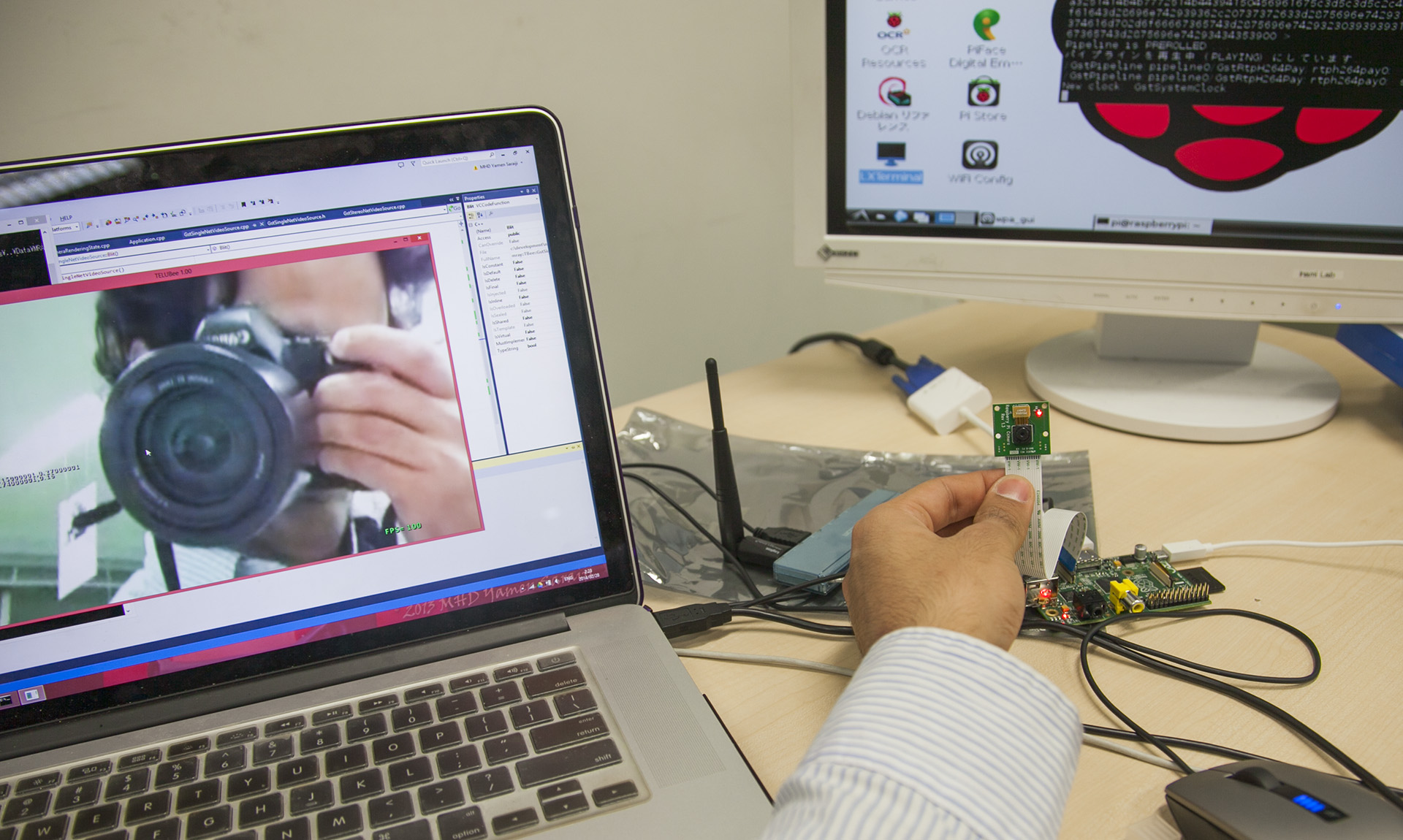 The Good, the Bad and the Ugly: Video streaming in embedded