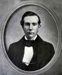 Young John D Rockefeller