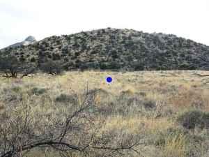 Cochise Bascom Meeting Place at Apache Pass