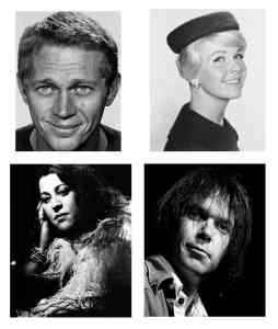 Four celebrities whose lives were touched by Manson