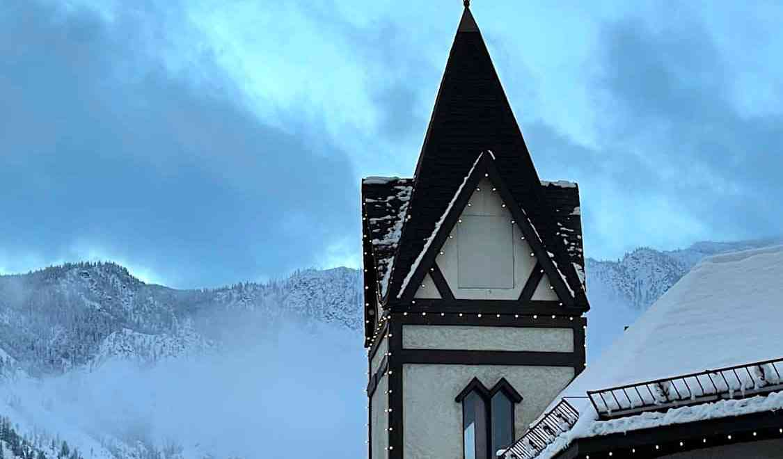 Leavenworth Clocktower