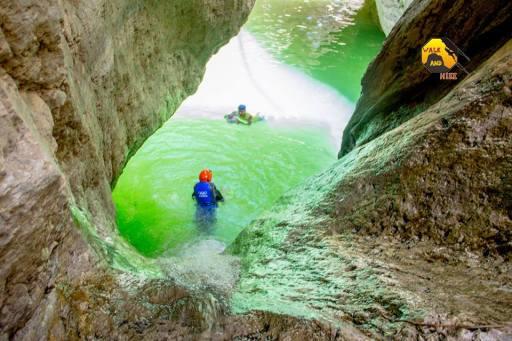 waterfall slide wadi el salayta