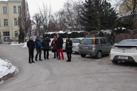 Treffen auf Parkplatz (1)