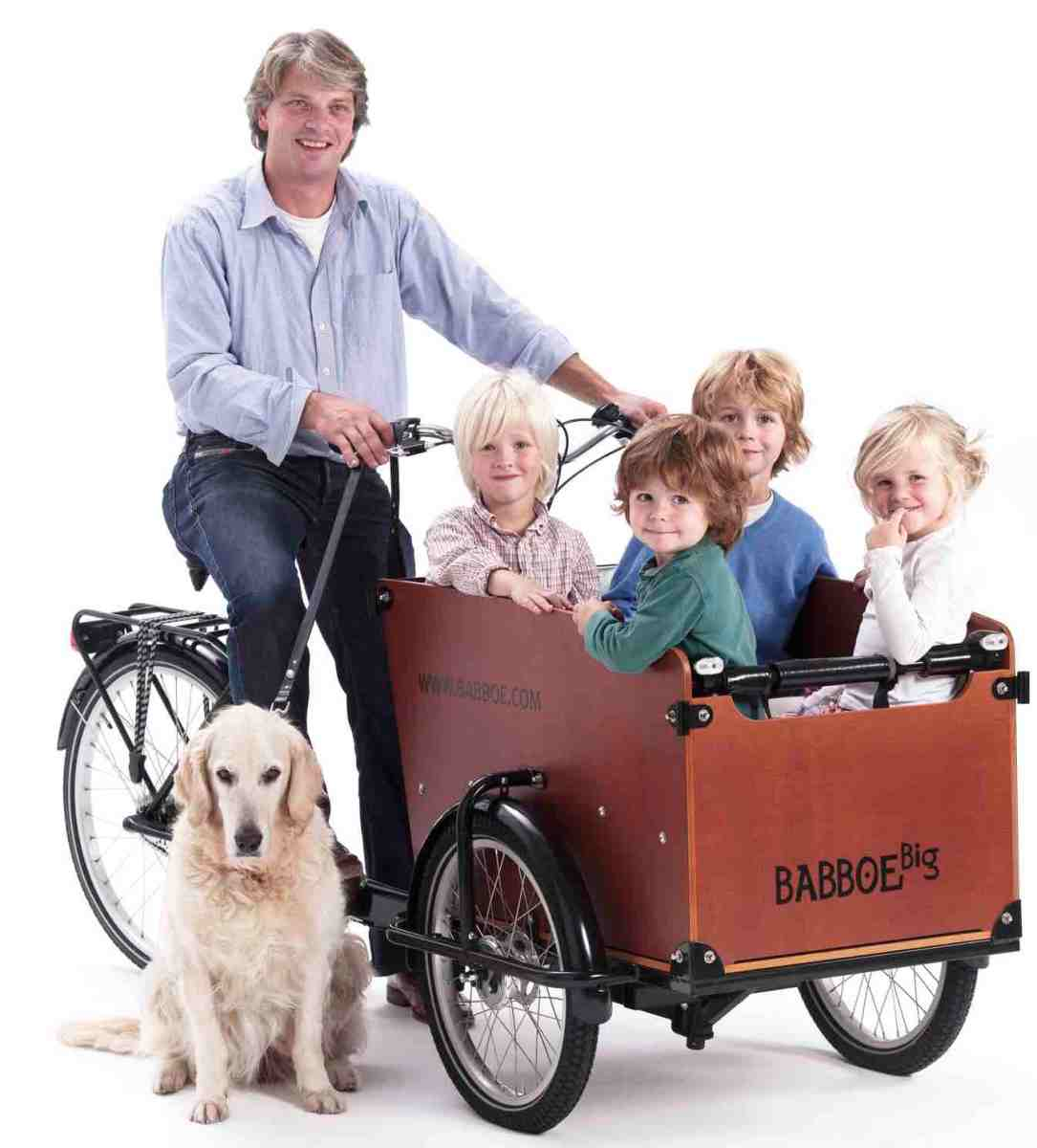 Cargo Bike for sale - Babboe Big