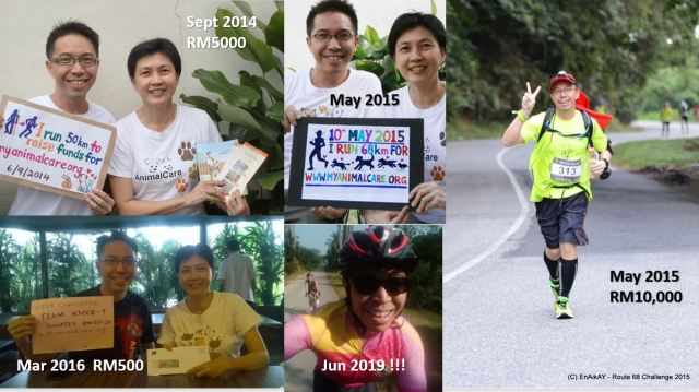 Super-Jon's 250km (!!) Bike Ride From Lumut To SJ (9) – Another Training Session