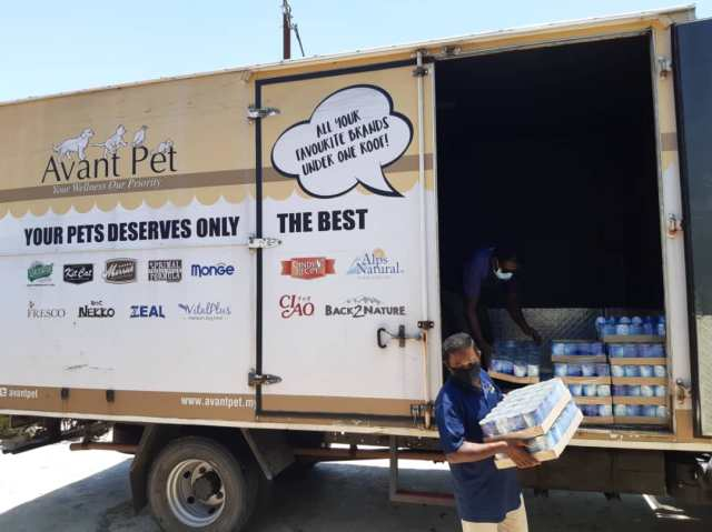 MCO-Relief Petfood Donation To Mun Mun Furry Sanctuary