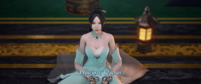 Xue Ying Ling Zhu -Snow Eagle Lord's Adventures 2020 (chinese animation) Episode 04 english sub