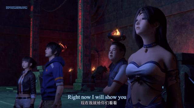 Dou Hun Wei Zhi Xuan Yue Qi Yuan, The Dream of the Soul, Spirit Guardian, 斗魂卫之玄月奇缘 Season 1 episode 10 english sub