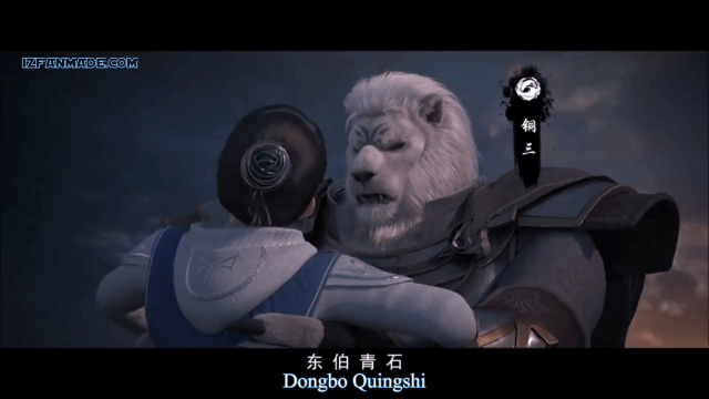 Xue Ying Ling Zhu -Snow Eagle Lord (chinese anime) version SP 2018 english sub