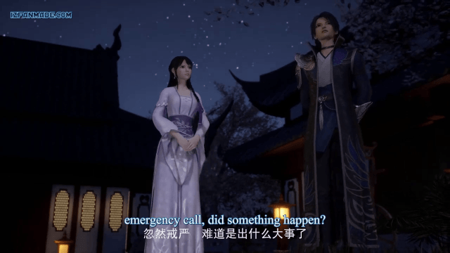 Wan Jie Xian Zong ep 119 -Wonderland Season 3 (chinese anime) Episode 39 EnglishSub engsub
