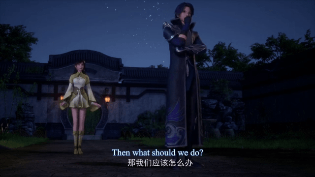 Wan Jie Xian Zong ep 124 -Wonderland Season 3 (chinese anime) Episode 44 EnglishSub engsub