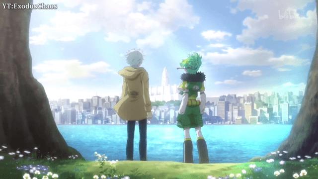 嗜谎之神-Shi Huang Zhi Shen-God of Deception-Liar God (chinese anime 2020) episode 03 english sub engsub