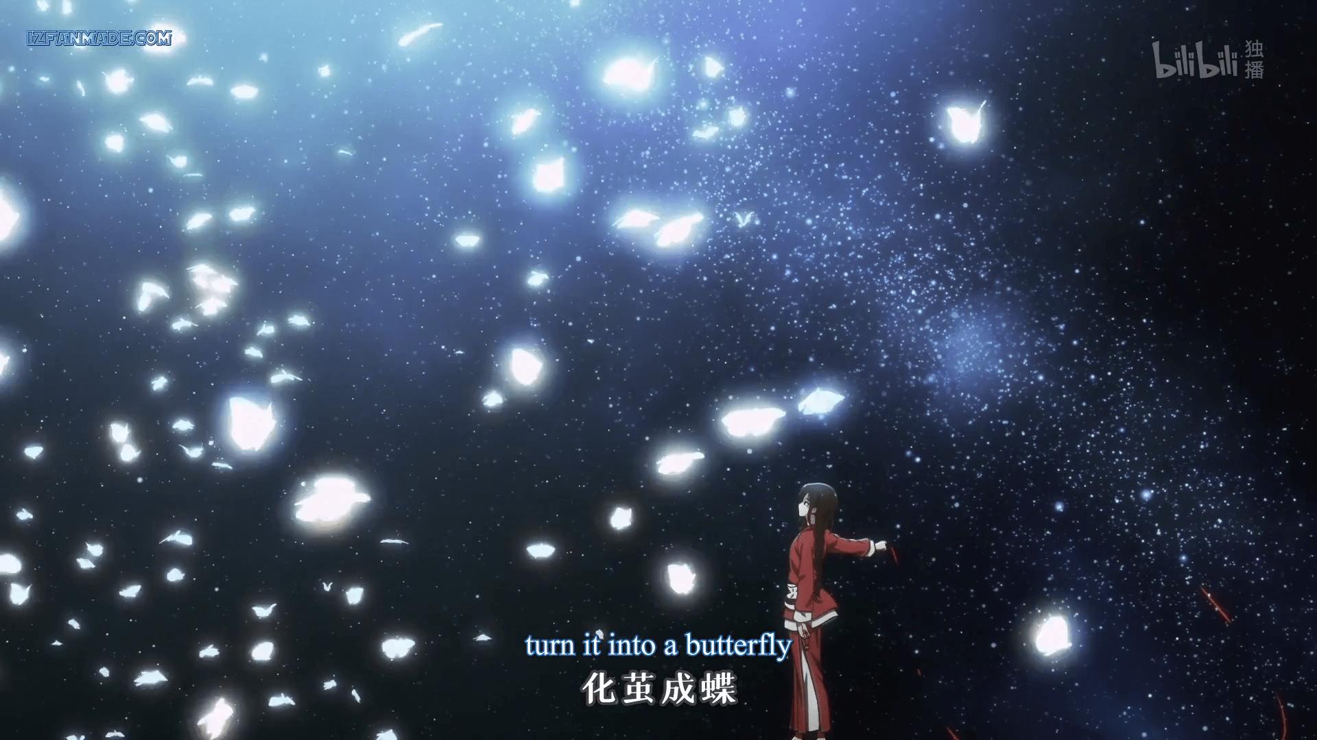 百妖谱-Bai Yao Pu -Manual of Hundred Demons- chinese anime episode 01 english sub