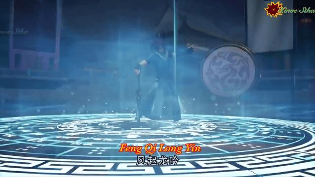 Ling Jian Zun-Spirit Sword Sovereign Season 3 (chinese anime) Episode 98 english sub