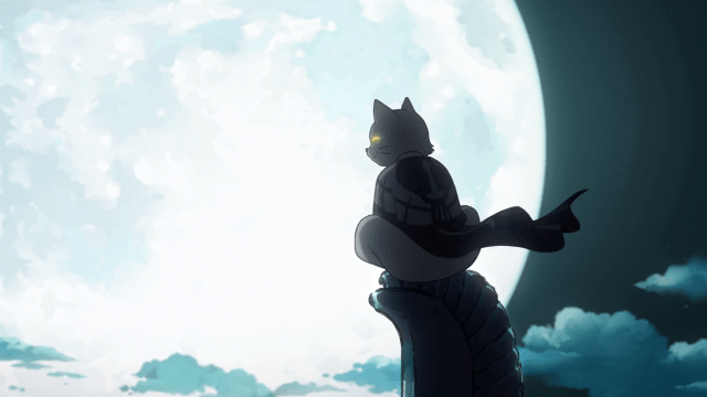 White Cat Legend (chinese anime | donghua 2020) episode 06 english sub
