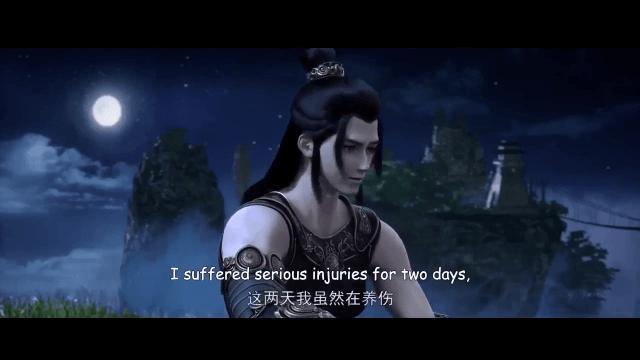 Xingchen Bian-Stellar Transformation-Legend of Immortals Season 1 episode 08 english sub