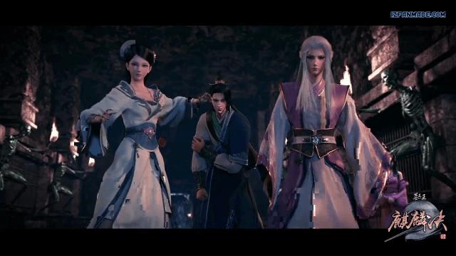Mu Wang Zhi Wang Qi Lin Jue - Season 1 (chinese anime donghua ) episode 15 english sub