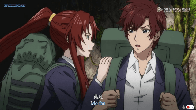 Quanzhi Fashi - Full Time Magister Season 4 (chinese anime Donghua ) episode 07 english sub