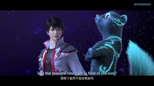 Wu Dong Qian Kun - Martial Universe ( chinese anime | donghua ) season 2 episode 04 english sub