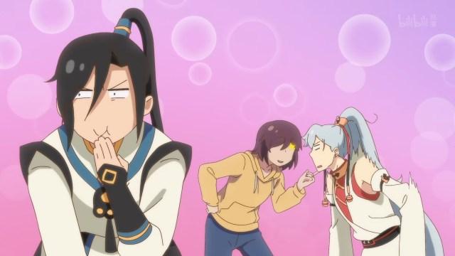Hanhua Riji - God Troubles Me ( chinese anime donghua ) episode 12 english sub