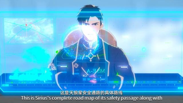 Beng Huai Xinghe - Galaxy Devastator ( chinese anime donghua ) episode 09 english sub
