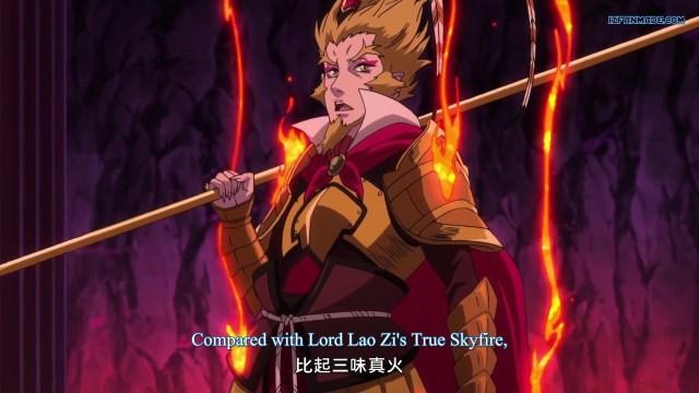 Da Wang Bu Gao Xing - The Furious Yama Season 2 ( chinese anime donghua ) Episode 11 ( ep 23 ) english sub